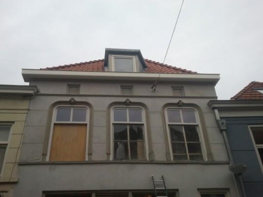 Nieuwe gevel -s 'Hertogenbosch