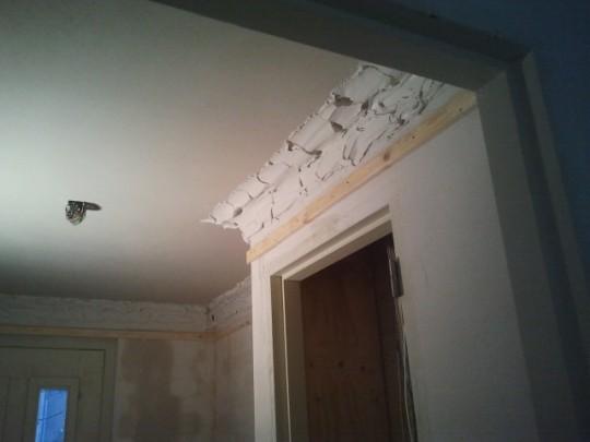 Plafond nieuwbouw woning Schijndel