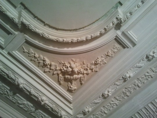 Plafond restauratie Tilburg